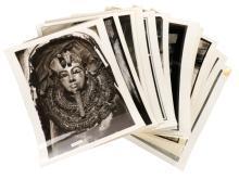 Collection of Harry Burton Photos, Tut Excavation