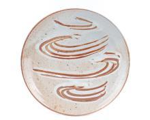 Warren Mackenzie Ceramic Stoneware Charger