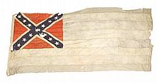 Second Pattern Confederate National Flag