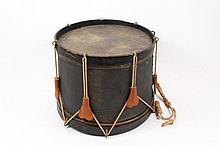 American Civil War Era Wooden Drum, 1860s