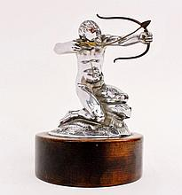 W.N. Schnell Pierce Arrow Hood Ornament