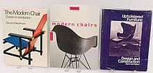 Three Books on Modern Furniture