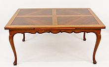 LXV Cherry Draw Leaf Table