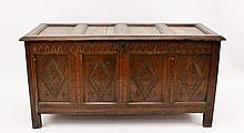 Ca. 1860s Large Blanket Chest