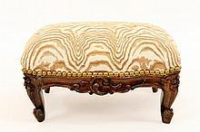 Louis XV Style Footstool