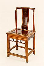 Chinese Huanghuali Chair