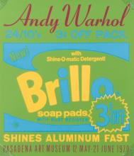 After Warhol, PAM Exhibition Poster,