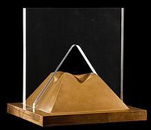 Anthony Benjamin, Pyramid, Mixed Media Sculpture
