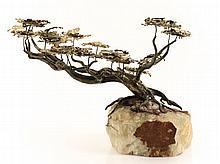 Jere for Artisan House Bonsai Tree Sculpture