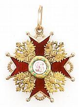 Russian Order of St. Stanislaus, Circa 1882-1905