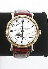 Patek Philippe 5015 J Power Reserve Watch, 18k