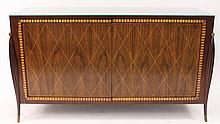 French Style Art Deco Sideboard, After Ruhlmann