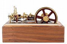 Large Stationary Steam Engine Model