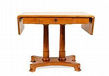 Swedish Biedermeier Maple Sofa Table
