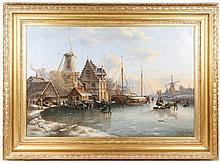 Dutch 1876 Oil,