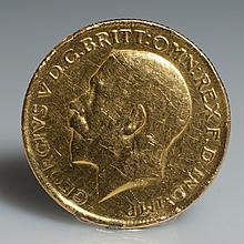 1911 George V Sovereign Coin