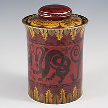 Royal Doulton Tabacco Jar