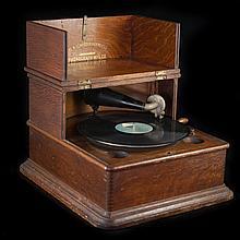 The H. Schroder Hornless Gramophone
