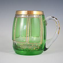 Boehemian Glass Mug