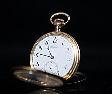 Tiffany 18k Gold Pocket watch