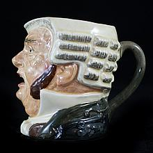 Royal Doulton Figural Mug