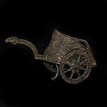 Le Verrier Bronze Chariot