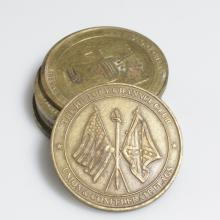 History Channel Club Tokens