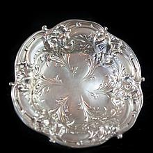 Sterling Silver Reed & Barton Olive Dish