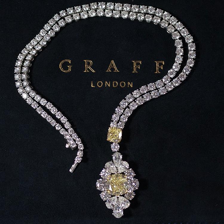 Graff Diamond Necklace