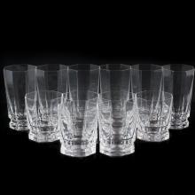 Sevres Crystal Glasses