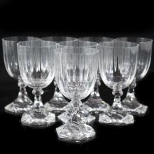 Sevres Crystal Wine Glasses