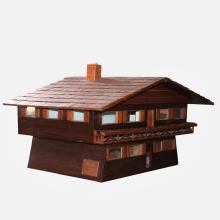 Mahogany Dollhouse