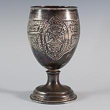 Antique Silver Cup
