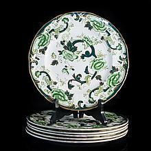 Porcelain Mason Plates