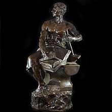 Emile Peynot (1850-1932) Bronze