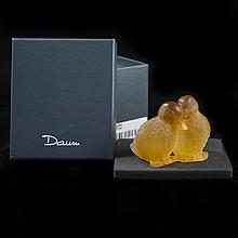 Daum Crystal Ducks