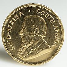 1980 Gold Krugerrand