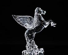 Waterford Crystal Pegasus Figurine