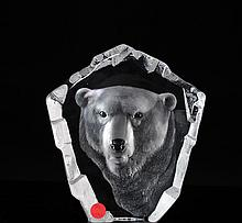 Mat Johansson Bear Crystal