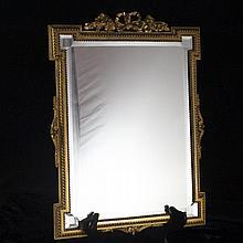 Dore Bronze Mirror
