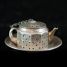 Tea Strainer by Amcraft