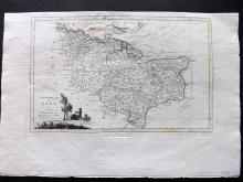 Zatta, Antonio 1779 Map of Kent