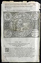 Hondius, Jodocus & Purchas, Samuel 1625 Copper Engraved Map of the North Pole