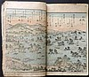 Japan 19th Century Album containing 12 Japanese Woodblock Prints