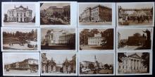 Poland - Warsaw 20th Century Lot of 12 Postcards