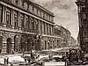 Piranesi, Giovanni Battista C1800 Large Architectural Print. Palazzo Vidoni 128