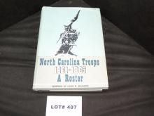 North Carolina Troops, 1861-1865, Vol II Cavalry, from the North Carolina Department of Archives and History