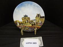 Porcelain De Limoges, France, 8 1/4