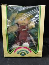 1985 Cabbage Patch Kid doll in original package