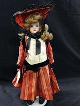 18 inch Armand Marseille bisque doll